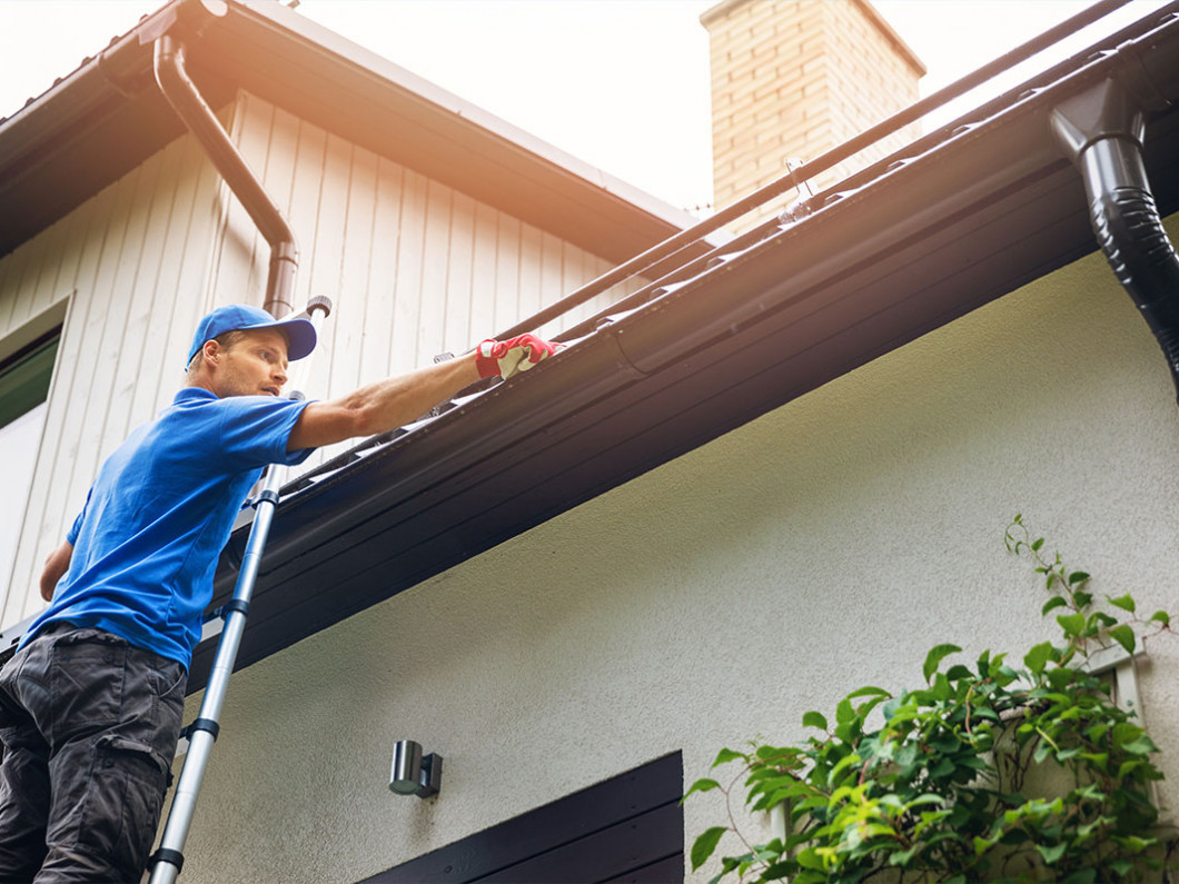 You might need to check on your gutters